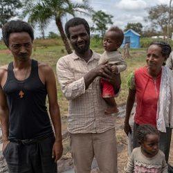 (Italiano) Nasce la speranza nel campo profughi Kaka 1 a Dungu