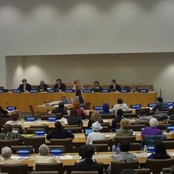 Il nostro impegno alle Nazioni Unite