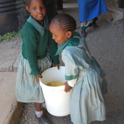 Nairobi school bambine